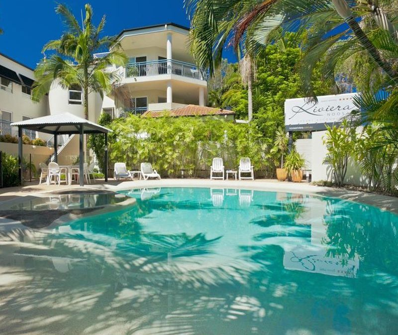 Noosa Riviera welcomes you to Noosa